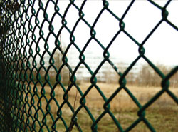 Vinyl Coated Fences